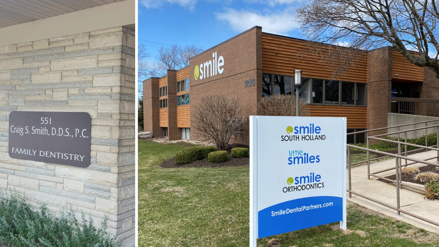 Smile South Holland acquires Dr. Smith D.D.S. P.C.